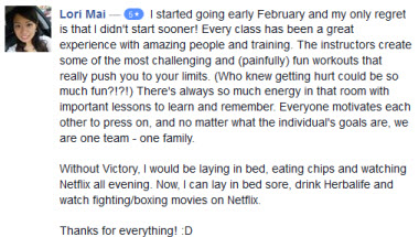 Brazillian Jiu-Jitsu Student Review