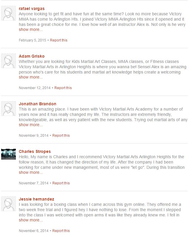 MANTA_reviews_Victory_MMA_Arlington_heights