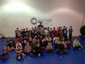Martial Arts Birthday Parties for Kids