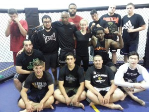 Victory MMA gyms Chicago