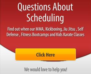 Victory Martial Arts-schedule