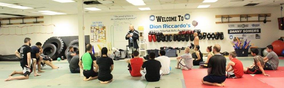 Victory Kickboxing class near 60544
