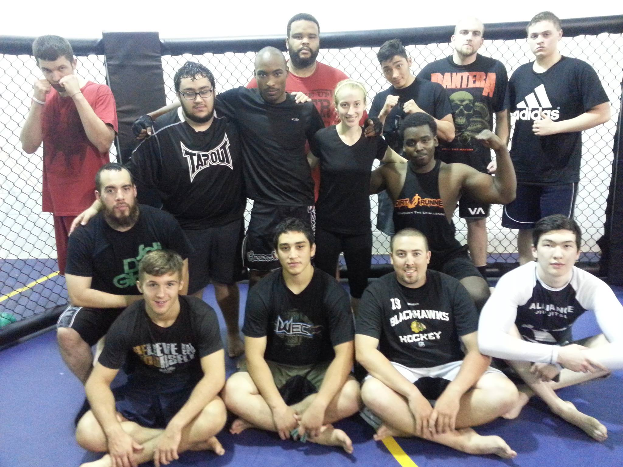 Chicago's Best MMA gyms-14 Days of Free Training Classes